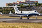 N918BG - Private Gulfstream Aerospace G-III aircraft