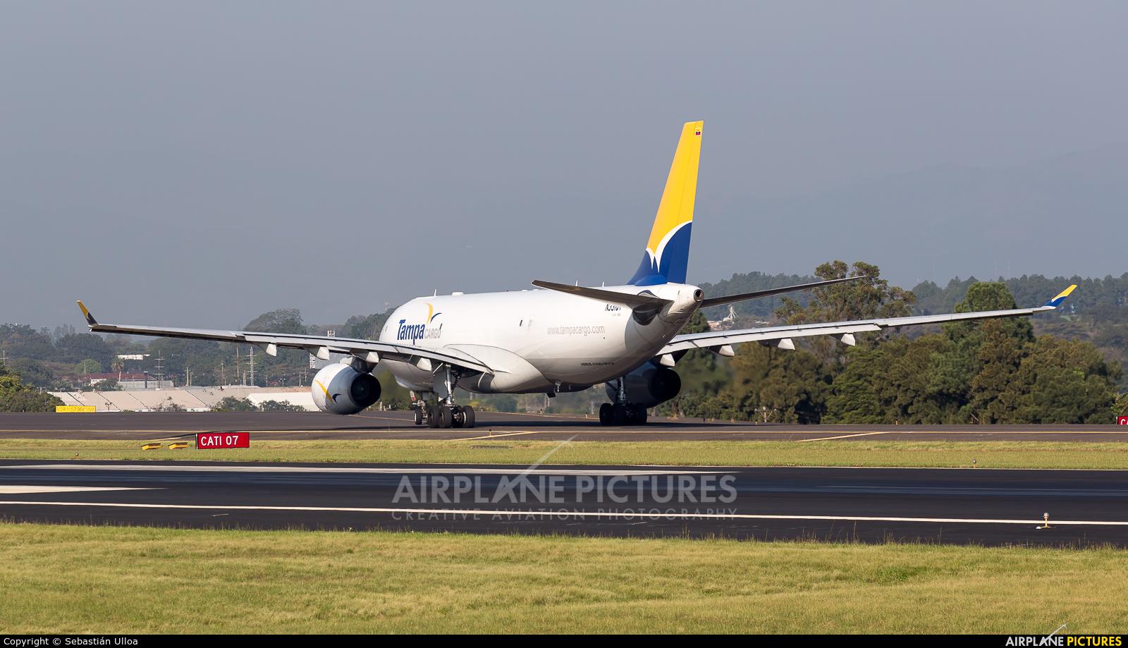 Tampa Cargo N331QT aircraft at San Jose - Juan Santamaría Intl