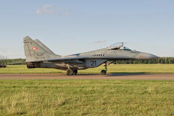 21 - Hungary - Air Force Mikoyan-Gurevich MiG-29A