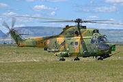 61 - Romania - Air Force IAR Industria Aeronautică Română IAR 330L-Socat Puma aircraft