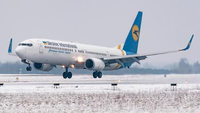 UR-PSK - Ukraine International Airlines Boeing 737-900ER