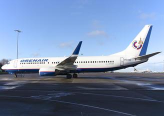 PH-CDG - Orenair Boeing 737-800
