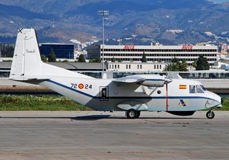 72-24 - Spain - Air Force Casa C-212 Aviocar