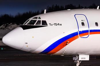 RF-85135 - Russia - Ministry of Internal Affairs Tupolev Tu-154M