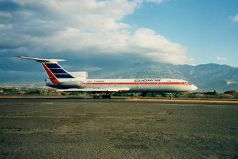 CU-TI222 - Cubana Tupolev Tu-154B