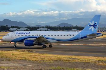 XA-MTY - Interjet Airbus A320