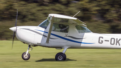 G-OKED - Private Cessna 150