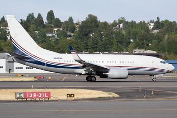 N836BA - Boeing Company Boeing 737-700 BBJ