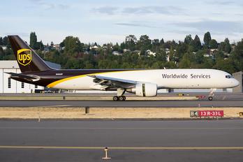 N406UP - UPS - United Parcel Service Boeing 757-200F