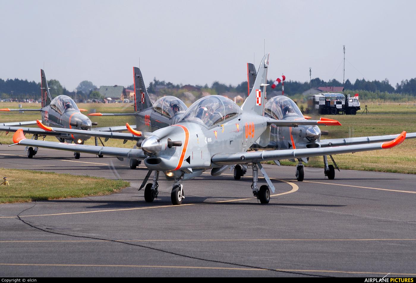 "Poland - Air Force ""Orlik Acrobatic Group"" 049 aircraft at Radom - Sadków"