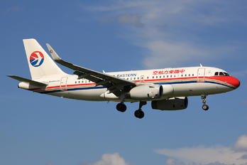 B-6456 - China Eastern Airlines Airbus A319