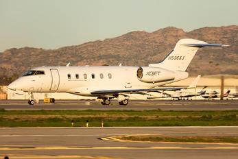 N536XJ - XOJet Bombardier BD-100 Challenger 300 series