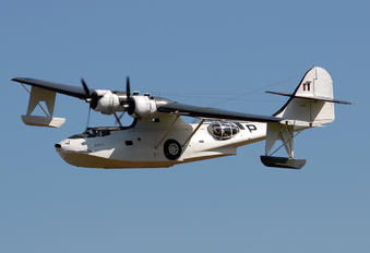 C-FPQL - Canadian Warplane Heritage Consolidated PBY-5A Catalina
