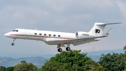 N188ES - Private Gulfstream Aerospace G-V, G-V-SP, G500, G550