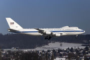 75-0125 - USA - Air Force Boeing E-4B aircraft
