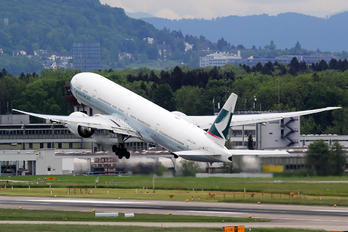 B-KPS - Cathay Pacific Boeing 777-300ER
