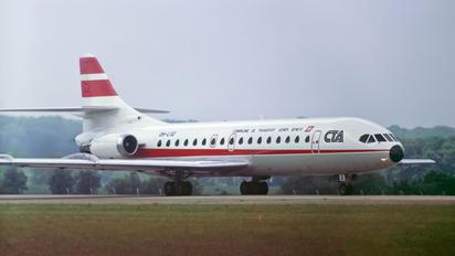 OH-LSD - CTA Compagne de Transport Aerien Geneve Sud Aviation SE-210 Caravelle