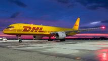 D-ALEK - DHL Cargo Boeing 757-200F aircraft