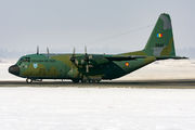 5930 - Romania - Air Force Lockheed C-130B Hercules aircraft