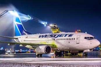 C-FTWJ - WestJet Airlines Boeing 737-700