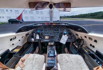 PT-LUZ - Private Learjet 25