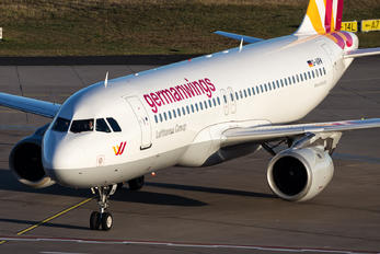 D-AIPW - Germanwings Airbus A320