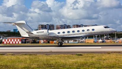 N650HF - Private Gulfstream Aerospace G650, G650ER