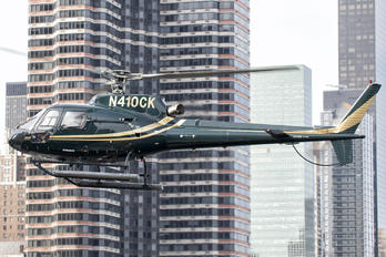N410CK - Private Eurocopter AS350 Ecureuil / Squirrel