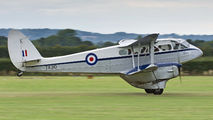 G-AIDL - Air Atlantique de Havilland DH. 89 Dragon Rapide aircraft