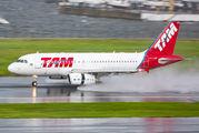 PT-TMB - TAM Airbus A319 aircraft