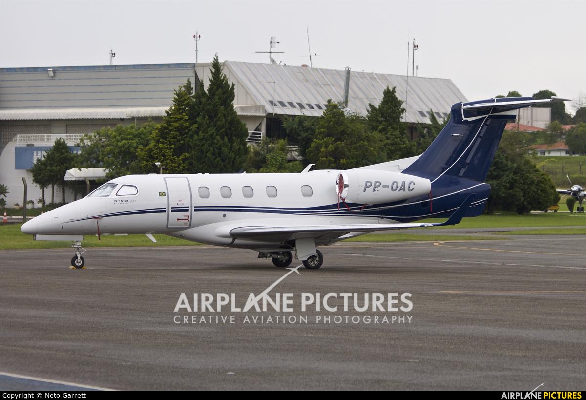 Private PP-OAC aircraft at Curitiba - Bacacheri