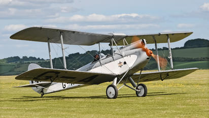 G-AAJT - Private de Havilland DH. 60G Gipsy Moth