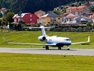 EC-LYK - Gestair Gulfstream Aerospace G650, G650ER