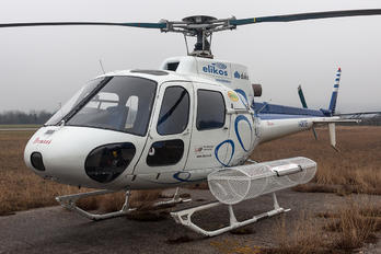 I-OETE - Elikos Aerospatiale AS350 Ecureuil / Squirrel