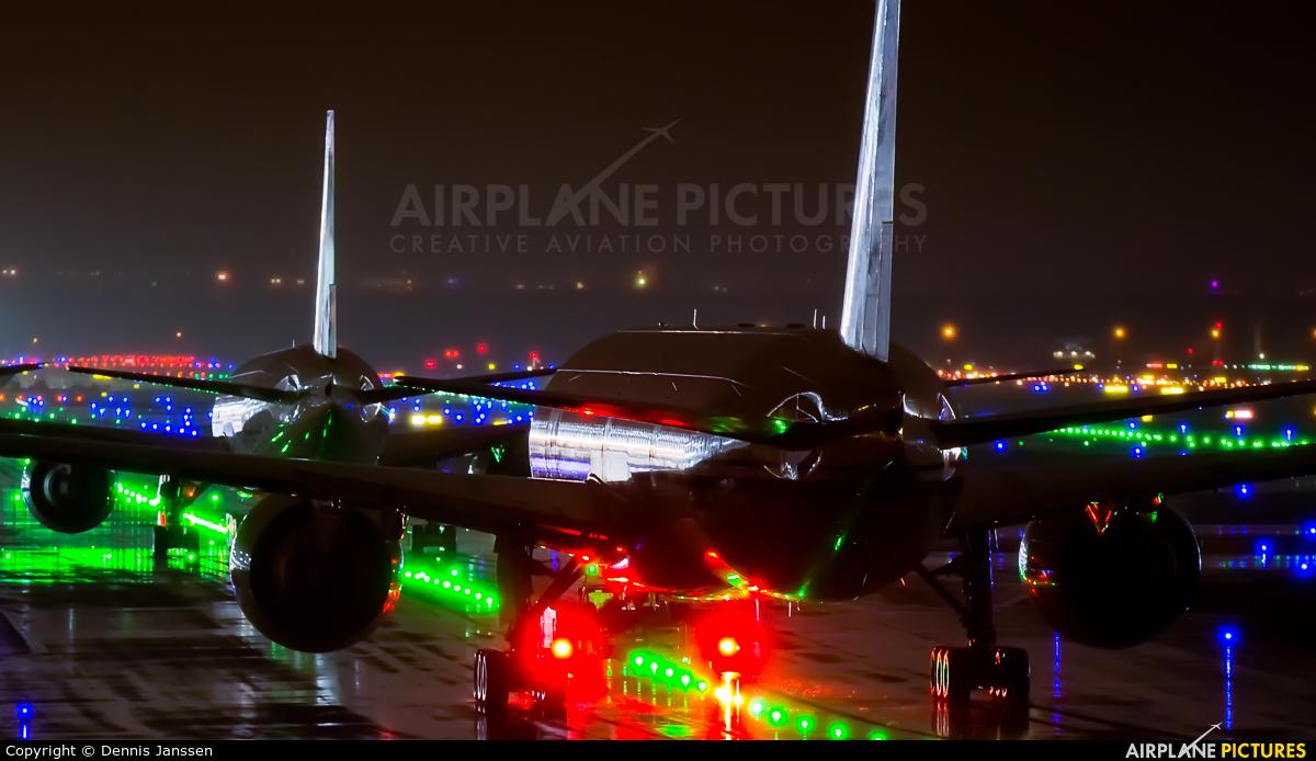 Air China Cargo B-2097 aircraft at Frankfurt