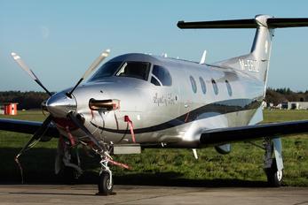 M-ERIL - Private Pilatus PC-12