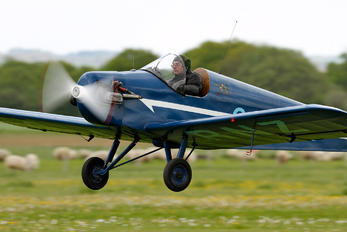G-ARNZ - The Tiger Club Druine D.31 Turbulent