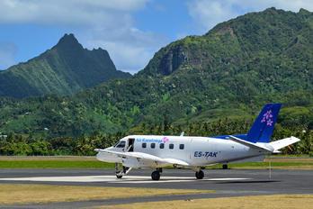 E5-TAK - Air Rarotonga Embraer EMB-110P1