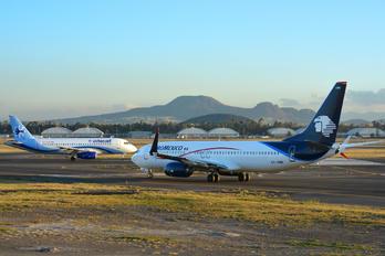 XA-AMB - Aeromexico Boeing 737-800