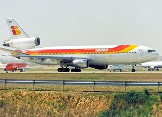 EC-GTD - Iberia McDonnell Douglas DC-10-30