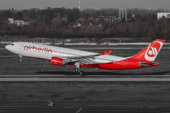 D-ALPI - Air Berlin Airbus A330-200