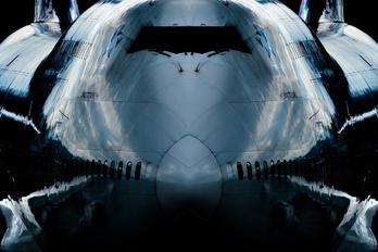 HS-TGR - Thai Airways Boeing 747-400