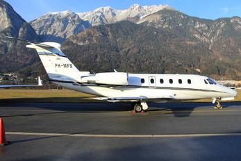 PH-MFX - Solid Air Cessna 650 Citation VI