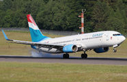 F-HJUL - Luxair Boeing 737-800 aircraft