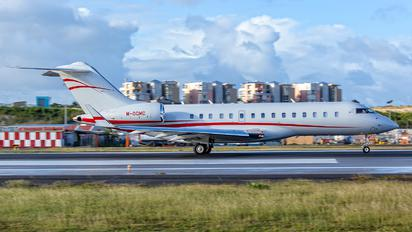M-OGMC - Private Bombardier BD-700 Global Express
