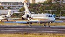 N775ST - Private Dassault Falcon 2000 DX, EX aircraft