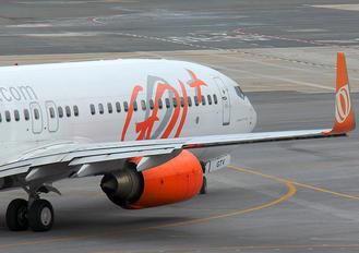 PR-GTV - GOL Transportes Aéreos  Boeing 737-800