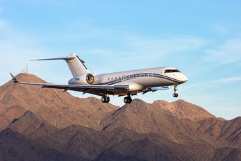 N2MG - Private Bombardier BD-700 Global Express XRS