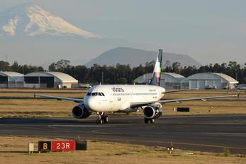 N515VL - Volaris Airbus A320