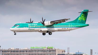 EI-FAU - Aer Lingus Regional ATR 72 (all models)